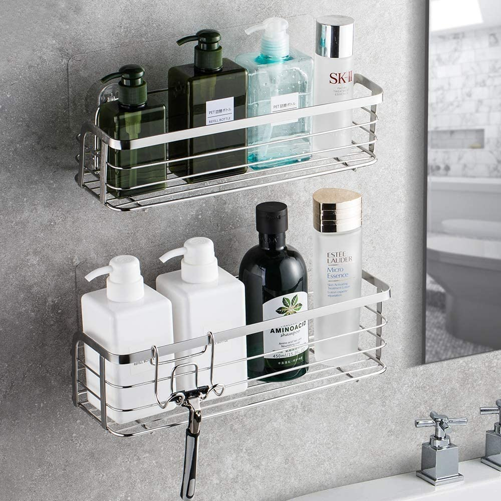 Avoalre Adhesive Shower Caddy Review