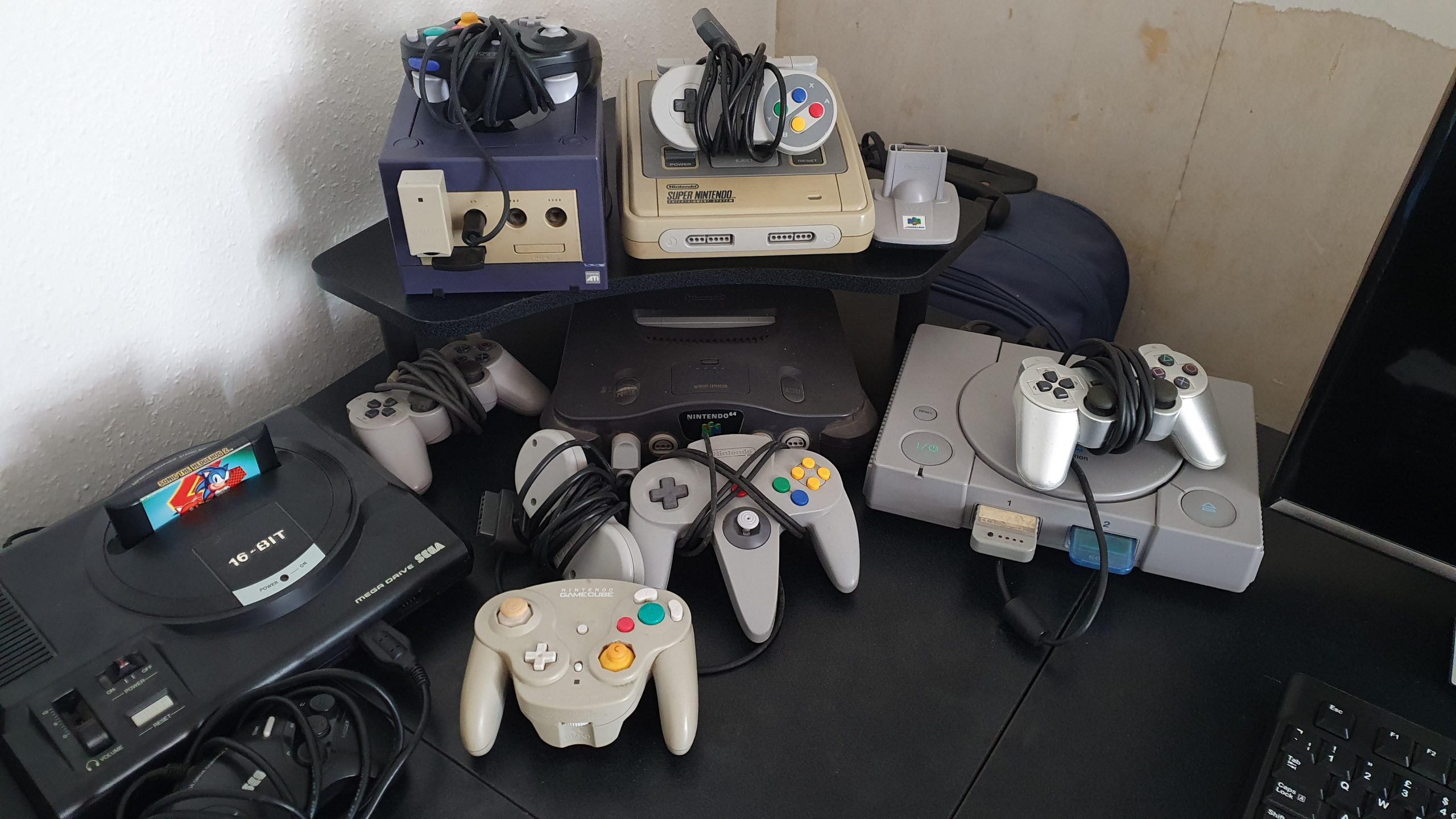 Retro gaming renaissance