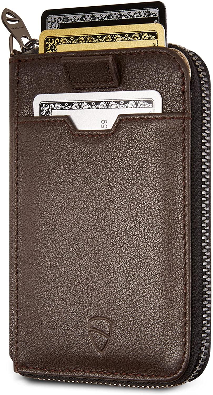 Vaultskin NOTTING HILL Zipper Wallet Review
