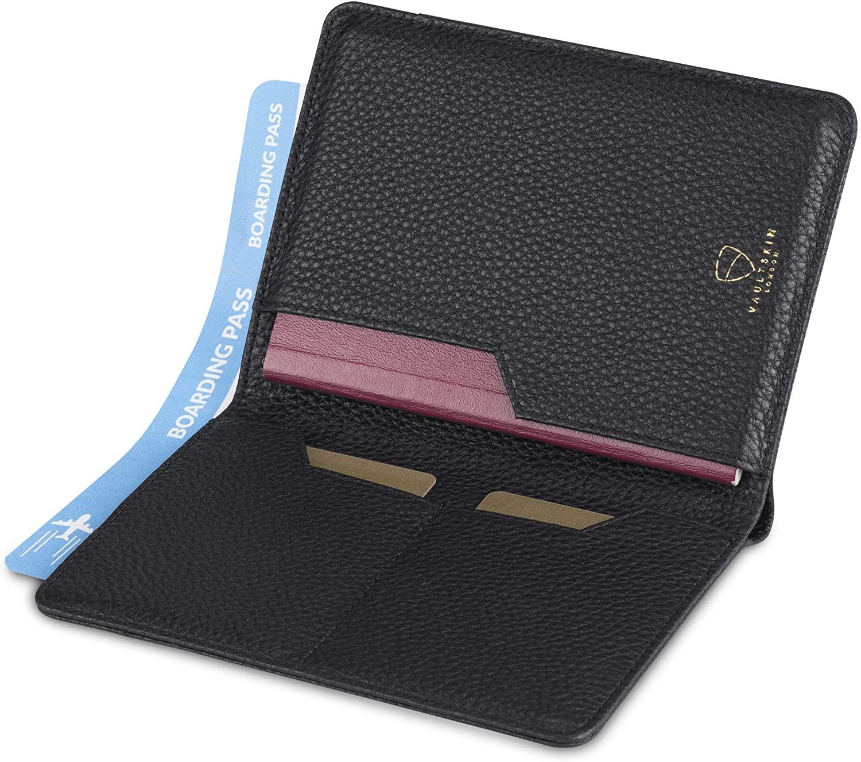 Vaultskin KENSINGTON Passport Wallet Review