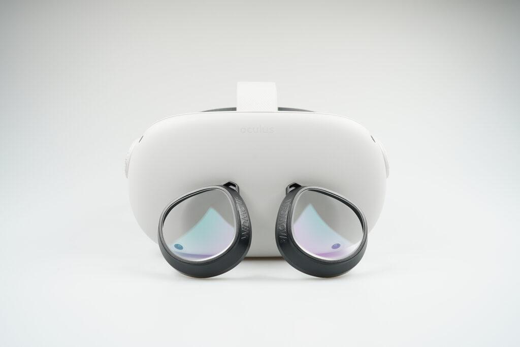 WIDMOvr Oculus Quest 2 Prescription Lens Adapters Review
