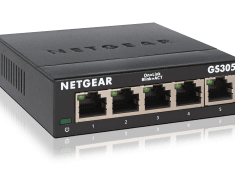 NETGEAR GS305 Unmanaged 5-Port Gigabit Ethernet Switch Review