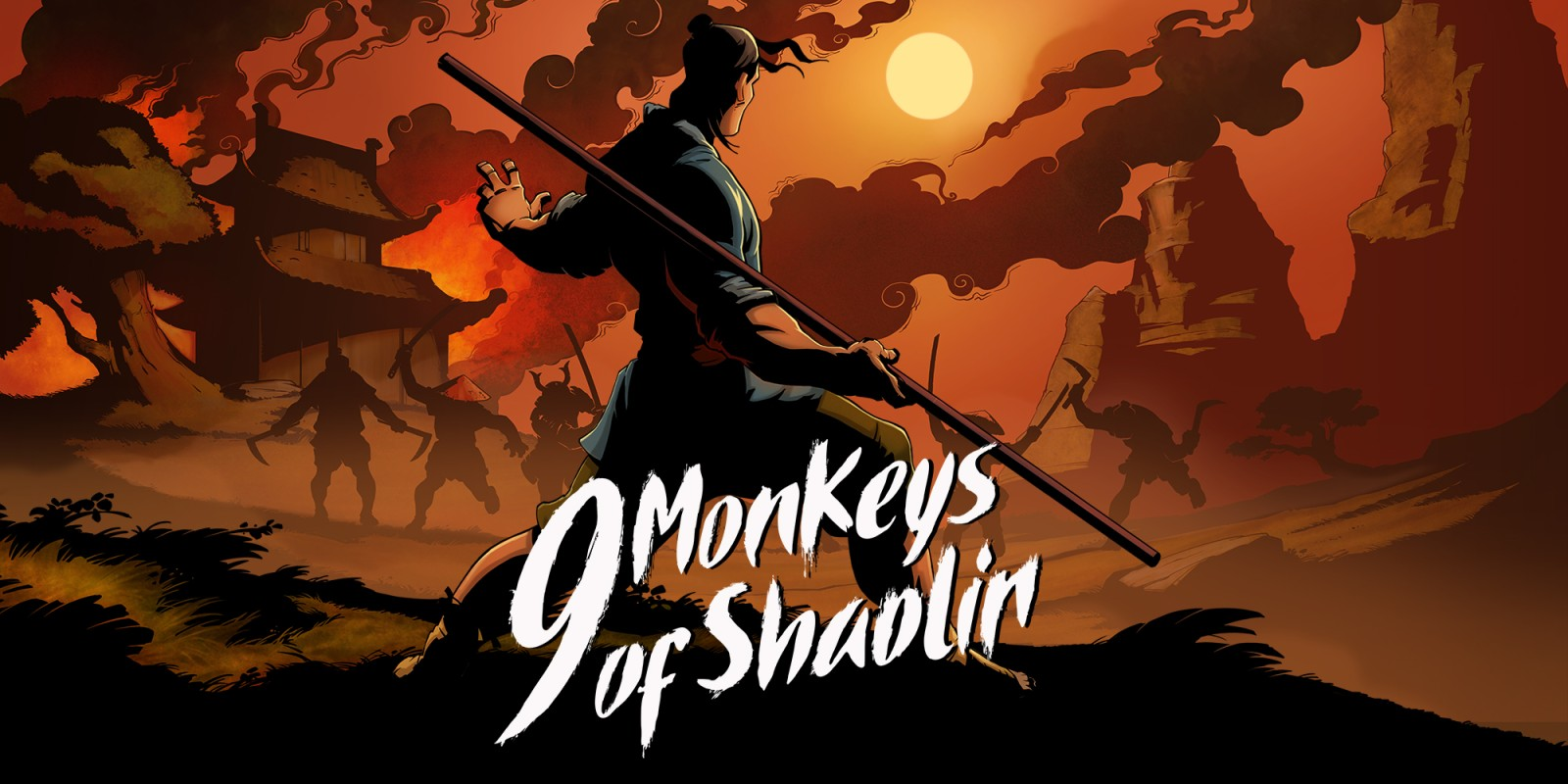 9 Monkeys of Shaolin Nintendo Switch Review