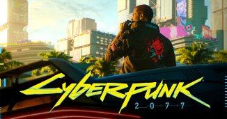 Cyberpunk 2077 Gaming Setup