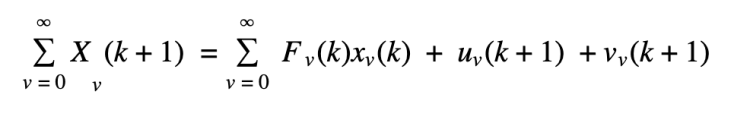 Infinite Series Hyper-Extended Kalman Filter