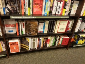 GTC in (Economic and Financial Markets) Section - Barnes and Noble