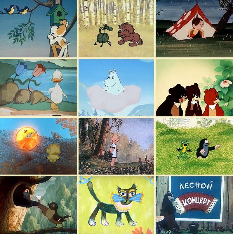 20 лучших мультфильмов для просмотра весной! — советские мультики для детей