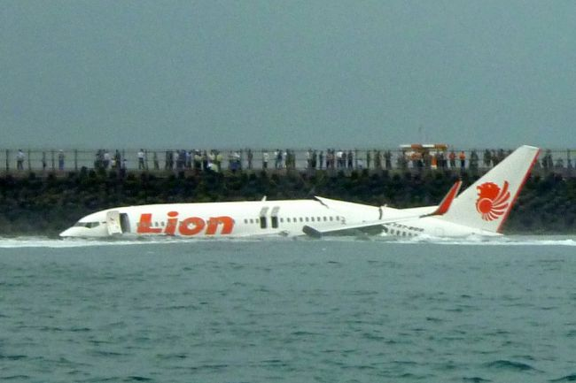 Bali Plane crashes with 108 Passengers | The Jamaican Blogs™