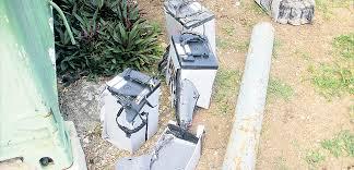 Stolen batteries highway 2000 Jamaica