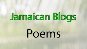 poem about pain, jamaican poem