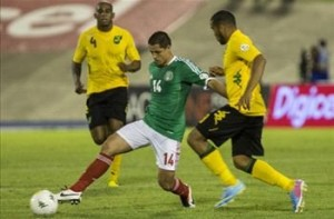 Jamaica vs Mexico, Independence Park