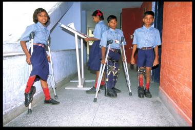 help disabled children, disabled children in the world