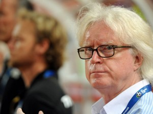 Winfried Schafer, new coach for jamaican football team