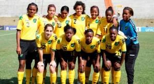 U17 Reggae girls, Jamaica Reggae girlz