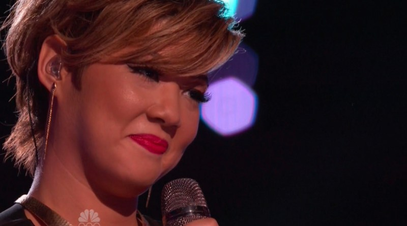 Tessanne Chin The voice finals winner