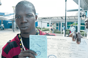 Jamaicans deported from Trinidad