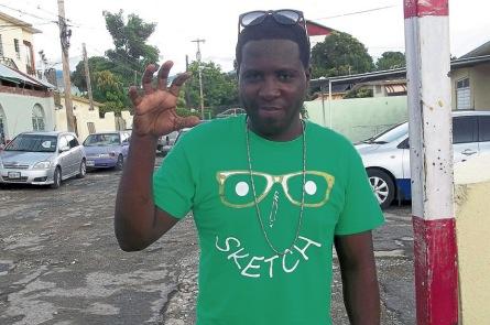 Oshaine Montaque Jamaican sketches