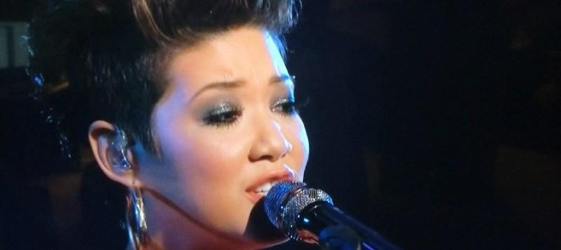 Tessanne Chin I have nothing Whitney Houston