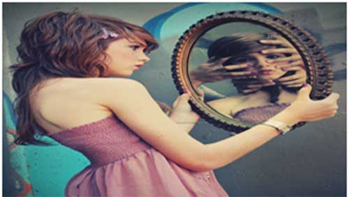 types of mirrors a poem about mirrors
