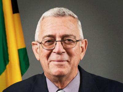 Hon Rev Ronnie Ronald Thwaites minister of education Jamaica blame schools for criminals