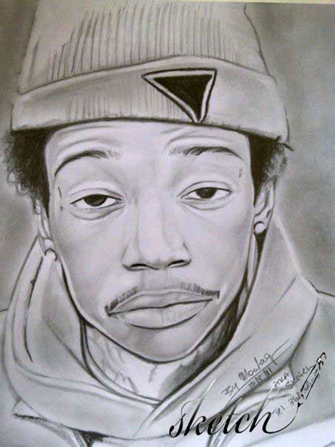 Where is wiz khalifa from? North Dakota pictures drawings