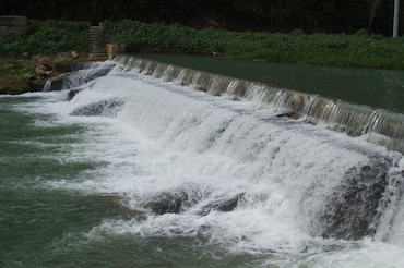 Hydropower Maggotty St Elizabeth Jamaica MW elecctricity boost cheaper energy