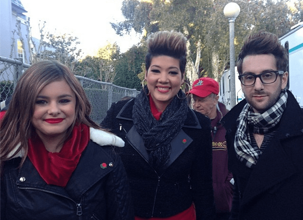 Tessanne Chin Jacquie Lee Rose Parade