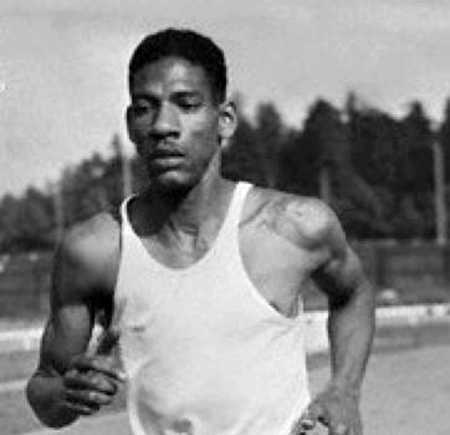 Arthur Wint first Olympic Gold medal for Jamaica 1948