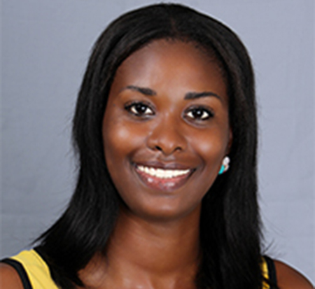 Romelda Aiken Jamaica netball photos online
