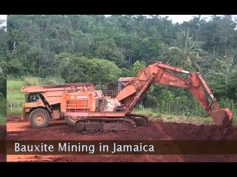 Russia and Bauxite mining in Jamaica