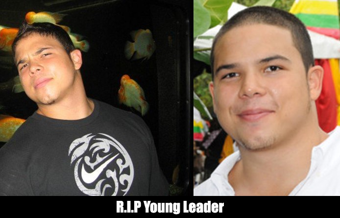 Chad young of Irie ZP FM to be buried Saturday March 8th 2014
