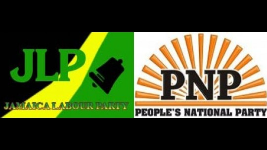 country divided by political party