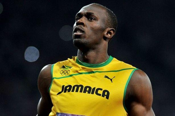 sportsman award Usain Bolt beaten