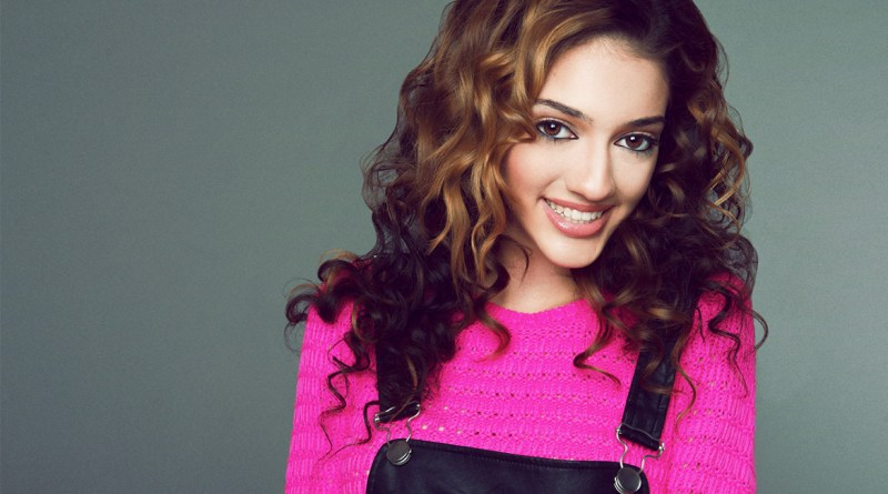 Samantha J wil be a mega superstar with Columbia records next big thing