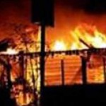 children die in fire in Westmoreland Jamaica 2014