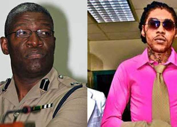 Vybz Kartel will sue police commissioner Pwen Ellington