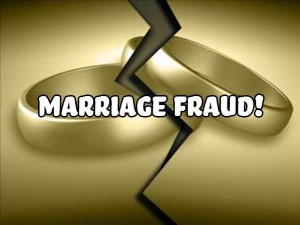 nerene Erica Harrison marriage fraud