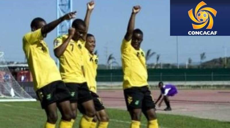 CONCACAF U 20 Jamaica 2015