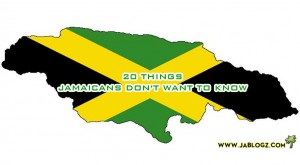 Jamaicans wont say anything bad about the country