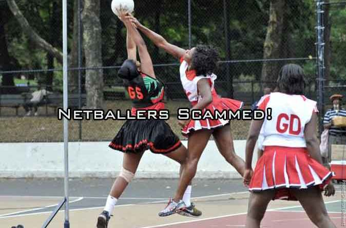 Jamaican netballers tricked by scammer thousands