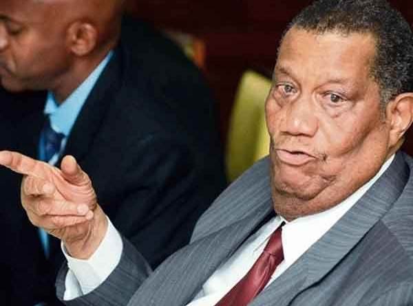 Minister of Agriculture Roger Clarke dead