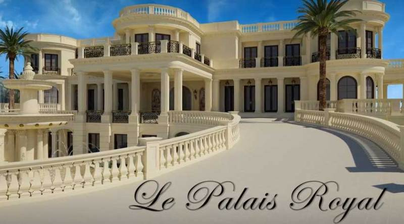 pictures videos of the most expensive house palace in America