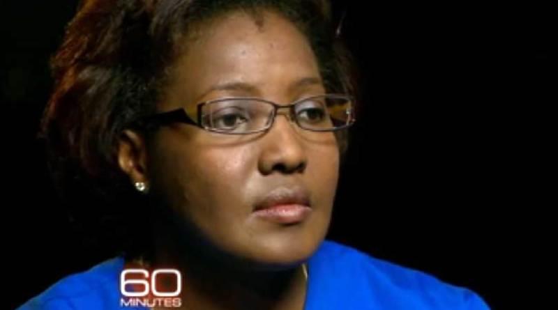 Jamaican nurse ebola patient name Sydia Rose
