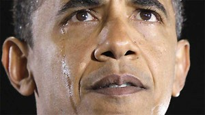 leader of country crying are women good leaders?
