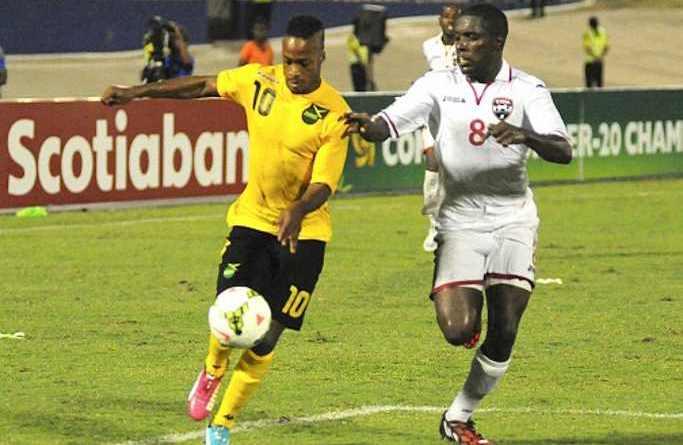Jamaica vs Trinidad