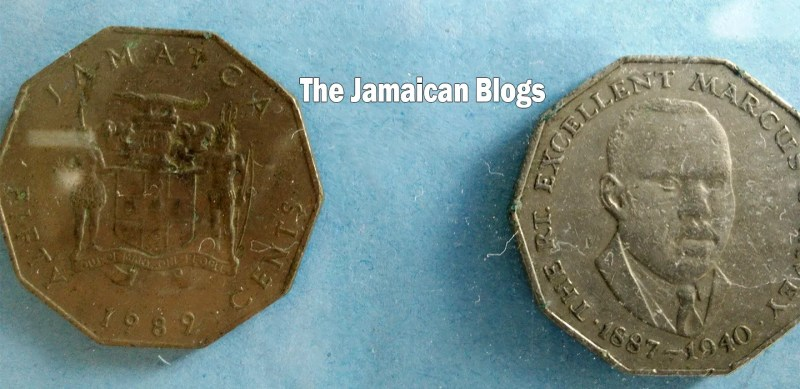Old Jamaican coins - 50 cents