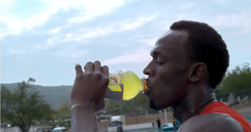 American Athletes Refuse To Consume Drink Bearing Usain Bolt S Image