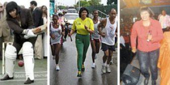 Images via jamaica-gleaner.com and jamaicaobserver.com