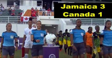Historic! U20 Reggae Girlz Destroy Canada 3-1 To Reach Round Of 16 In WC Qualifiers