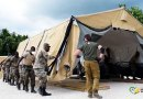WATCH: COVID-19 Field Hospital Set Up In Jamaica